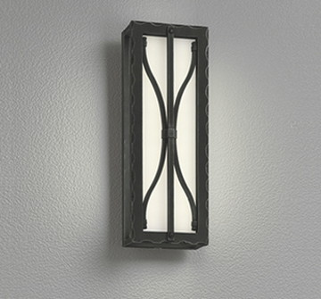 OG254254 [ OG254254 ]【オーデリック】 照明器具エクステリア LEDポーチライト電球色 白熱灯60W相当 人感センサ【返品種別B】