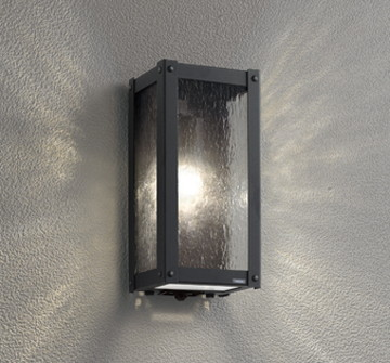 OG254488LC [ OG254488LC ]【オーデリック】 照明器具エクステリア LEDポーチライト電球色 白熱灯40W相当 人感センサ【返品種別B】