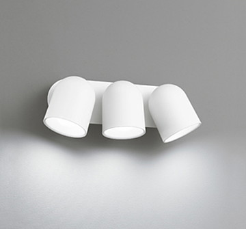 OS256397 [ OS256397 ]【オーデリック】 照明器具LEDブラケットライト YUKIGO3灯タイプ 昼白色 白熱灯60W相当×3灯【返品種別B】