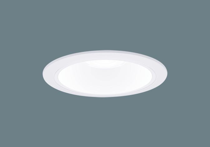 【パナソニック】XND2060WE LZ9 [ XND2060WELZ9 ]LED ダウンライト φ150 電球色ビーム角50度 広角タイプ 調光コンパクト形蛍光灯FHT42形1灯器具相当【返品種別B】