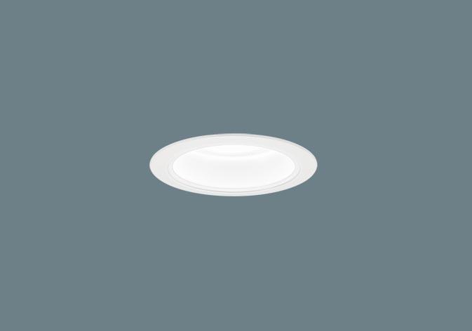 XND2501WL LZ9 [ XND2501WLLZ9 ]【パナソニック】LED ダウンライト φ75 電球色ビーム角80度 拡散タイプ 調光水銀灯100形1灯器具相当【返品種別B】