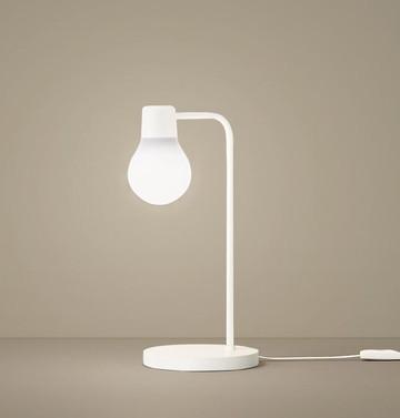 【法人限定】SC439W【パナソニック】卓上型 LED(温白色) スタンド拡散タイプ・中間スイッチ付【返品種別B】
