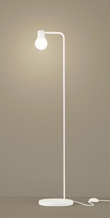 【法人限定】SF919W【パナソニック】床置型 LED(温白色) フロアスタンド拡散タイプ・フットスイッチ付【返品種別B】