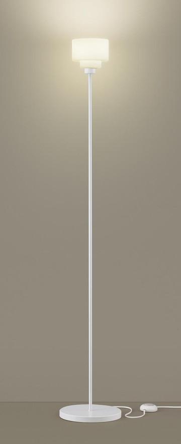 【法人限定】SF965WZ【パナソニック】床置型 LED(電球色) フロアスタンドフットスイッチ付【返品種別B】
