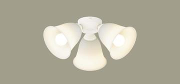 【法人限定】SPL5343K【パナソニック】LED(電球色)シーリングファン用シャンデリアシーリングファン専用【返品種別B】