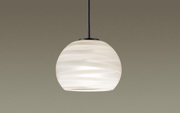 【法人限定】LGB10083LE1【パナソニック】吊下型 LED(温白色) 小型ペンダント美ルック ガラスセードタイプ 拡散タイプ直付タイプ【返品種別B】
