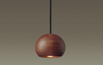 【法人限定】LGB10895LE1【パナソニック】吊下型 LED(電球色) 小型ペンダント美ルック 木製セードタイプ 拡散タイプ直付タイプ【返品種別B】