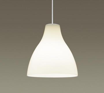 【法人限定】LGB15344【パナソニック】吊下型 LED(電球色)ダイニング用ペンダントガラスセードタイプ 引掛シーリング方式【返品種別B】
