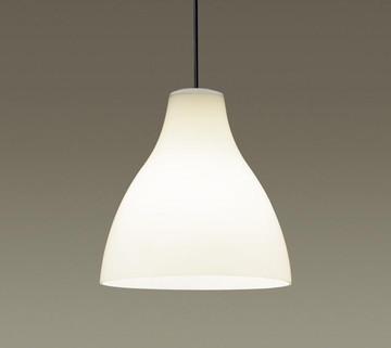 【法人限定】LGB15345【パナソニック】吊下型 LED(電球色)ダイニング用ペンダントガラスセードタイプ 引掛シーリング方式【返品種別B】