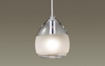 【法人限定】LGB15452【パナソニック】吊下型 LED(電球色) ペンダントガラスセードタイプ 直付タイプ【返品種別B】