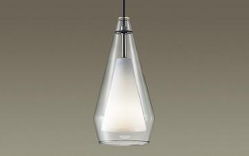 【法人限定】LGB15455【パナソニック】吊下型 LED(電球色) ペンダントガラスセードタイプ アクリルセードタイプ直付タイプ【返品種別B】