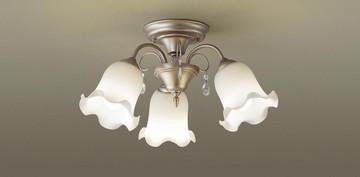 【法人限定】LGB57322【パナソニック】吊下型 LED(電球色) 小型シャンデリアU-ライト方式【返品種別B】