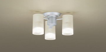 【法人限定】LGB57353K【パナソニック】天井直付型 LED(電球色)小型シャンデリア Uライト方式【返品種別B】