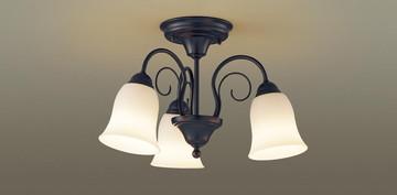 【法人限定】LGB57365【パナソニック】吊下型 LED(電球色) 小型シャンデリアU-ライト方式【返品種別B】