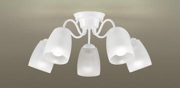 【法人限定】LGB57504K【パナソニック】天井直付型 LED(電球色) シャンデリアUライト方式【返品種別B】