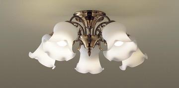 【法人限定】LGB57518【パナソニック】吊下型 LED(電球色) シャンデリアU-ライト方式【返品種別B】