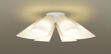 【法人限定】LGB57681K【パナソニック】天井直付型 LED(電球色) シャンデリアUライト方式【返品種別B】