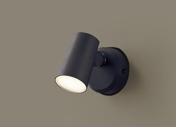 【法人限定】LGW40380LE1【パナソニック】壁直付型 LED(電球色) スポットライト拡散タイプ 防雨型【返品種別B】