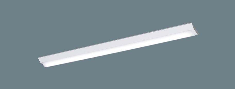 XLX450ABWC LE9 [ XLX450ABWCLE9 ]【パナソニック】iDシリーズ 白色 5200lmタイプ非調光 一体型LEDベースライトHf32形定格出力型2灯器具相当【返品種別B】