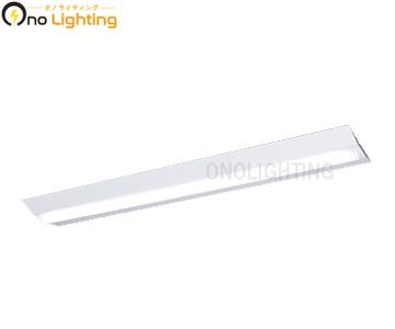 【パナソニック】XLX450DBLC LE9 [ XLX450DBLCLE9 ]iDシリーズ 電球色 5200lmタイプ非調光 一体型LEDベースライトHf32形定格出力型2灯器具相当【返品種別B】