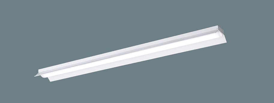 【パナソニック】XLX440KBLC LE9 [ XLX440KBLCLE9 ]iDシリーズ 電球色 4000lmタイプ非調光 一体型LEDベースライトFLR40形2灯器具相当【返品種別B】
