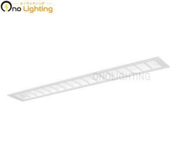 【パナソニック】XLX455FELZ LE9 [ XLX455FELZLE9 ]iDシリーズ 電球色 5200lmタイプ非調光 一体型LEDベースライトHf32形定格出力型2灯器具相当【返品種別B】