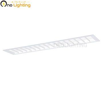 【パナソニック】XLX455EENZ LE9 [ XLX455EENZLE9 ]iDシリーズ 昼白色 5200lmタイプ非調光 一体型LEDベースライトHf32形定格出力型2灯器具相当【返品種別B】