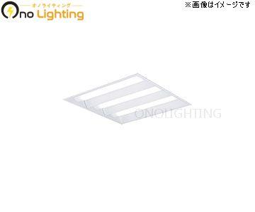 【法人限定】XL374PEVJ LA9 [ XL374PEVJLA9 ]【パナソニック】スクエアシリーズ 埋込型 □450コンパクト形蛍光灯FHP32形4灯器具相当昼白色 調光【返品種別B】