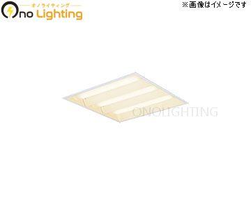 XL373PETJ LA9 [ XL373PETJLA9 ]【パナソニック】スクエアシリーズ 埋込型 □450コンパクト形蛍光灯FHP32形3灯器具相当電球色 調光【返品種別B】