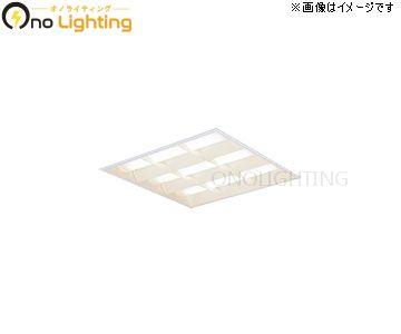 XL374CBF LA9 [ XL374CBFLA9 ]【パナソニック】スクエアシリーズ 埋込型 □450コンパクト形蛍光灯FHP32形4灯器具相当温白色 調光【返品種別B】