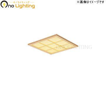 XL583WAUJ LA9 [ XL583WAUJLA9 ]【パナソニック】スクエアシリーズ 埋込型 □600コンパクト形蛍光灯FHP45形3灯器具相当白色 調光【返品種別B】