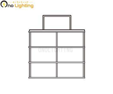 NNY28624【パナソニック】側面ガード LED高天井用 DNシリーズオプション【返品種別B】