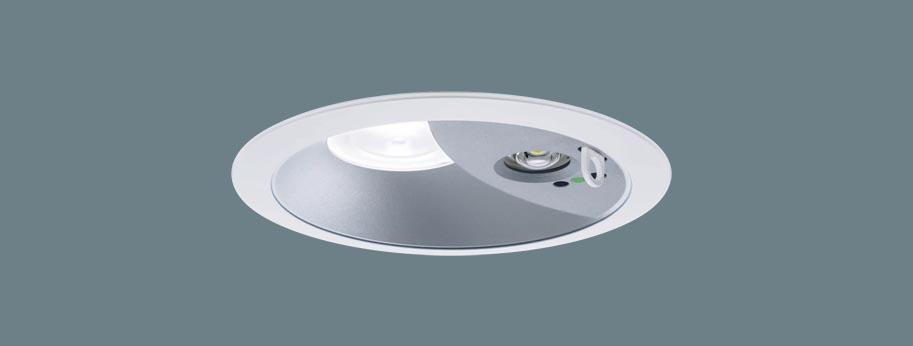XNG1061SV LE9 [ XNG1061SVLE9 ]【パナソニック】天井埋込型 LED(温白色)ダウンライト(非常用)・階段通路誘導灯【返品種別B】