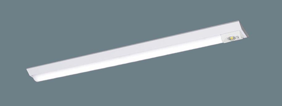 【法人限定】XLG411KGN LE9 [ XLG411KGNLE9 ]【パナソニック】天井直付型 40形一体型LEDベースライト(非常用)30分間タイプ自己点検スイッチ付・リモコン自己点検機能付・非常時LED一般出力型【返品種別B】