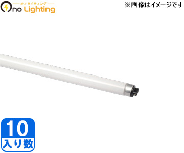 【東芝】(10本セット)FHF86EN/RX[FHF86ENRX]三波長形蛍光ランプ RX17d 3波長形昼白色【返品種別B】
