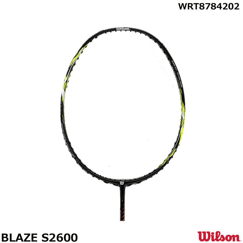 Wilson Raquette Badminton Blaze S2600