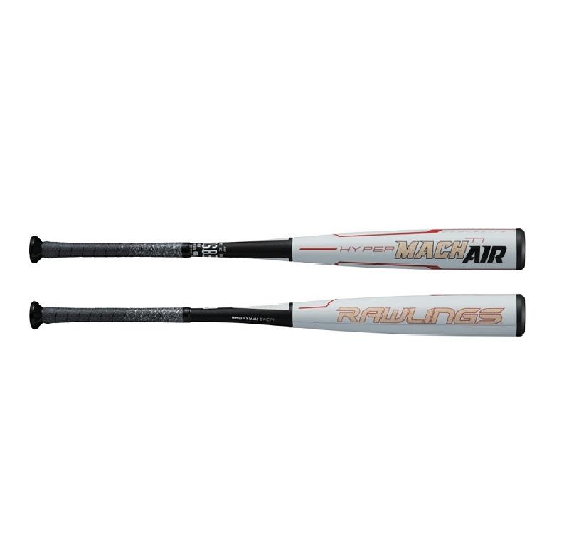 Rawlings(ローリングス) 一般 ハイパーマッハエアー(HYPER MACH AIR TI) 20SS 野球 軟式用バット M号対応 ミドルバランス ホワイト 83cm/84cm BROHYMAI