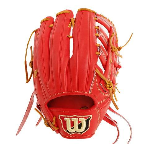 硬式用グラブ 外野手用 wilson ウイルソン ユニセックス グローブ 野球・ソフトボール 【スポーツ用品】