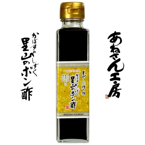クーポン併用で40%OFF 大分県産 SALENEW大人気 里山のポン酢 メーカー公式ショップ 150ml あねさん工房BFクーポン