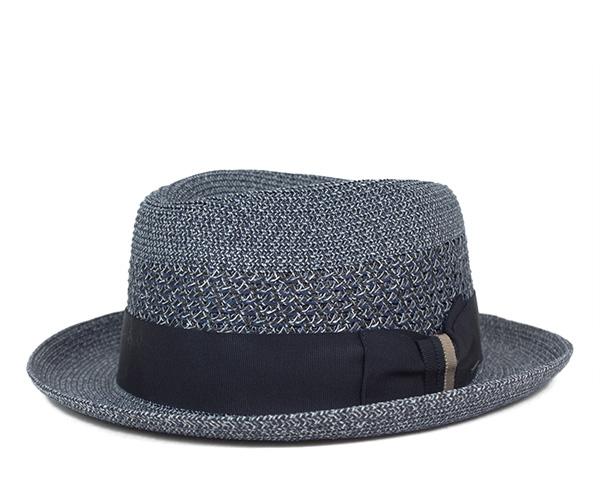 27aa1fc186dc9 Bailey Hat Wilshire Navy Hat BAILEY HAT WILSHIRE NAVY [straw hat men's straw  hat] ...