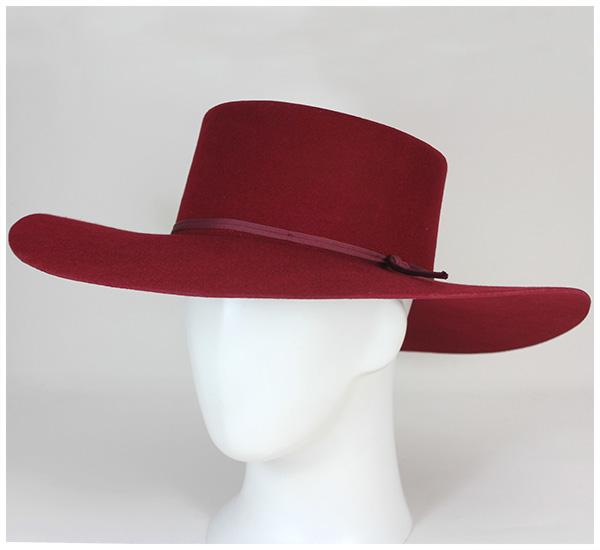 2576a73425f7c onspotz  Brixton Hat Buckley Burgundy Hat BRIXTON WOMENS HAT BUCKLEY ...