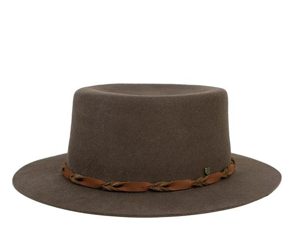 ブリクストン(BRIXTON)ハット ブリッジャー ブラウン 帽子 HAT BRIDGER BROWN