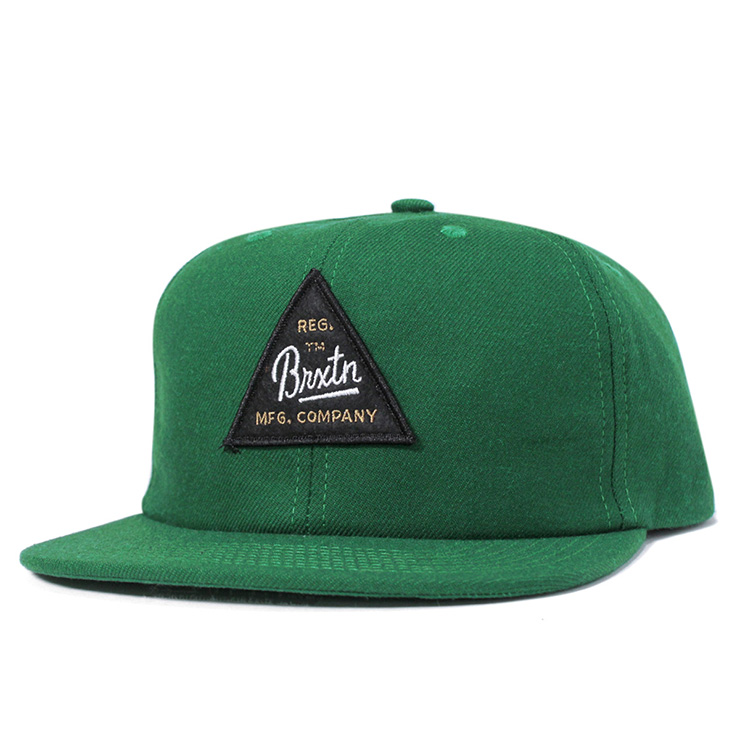 68b97cd73bae ... sale brixton snapback cap cue green brixton hat men gap dis c407f 939f5  ...