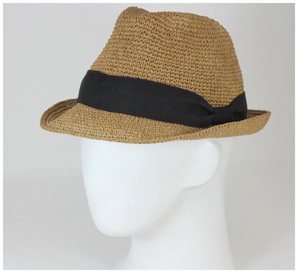 8fe5ab243 Cabaret lot Lil B hat stiffness ぺ paper straw brown hat CABALLERO TRILBY  HAT CORIPE PAPER STRAW BROWN straw hat men straw hat || Men's hat fashion  ...