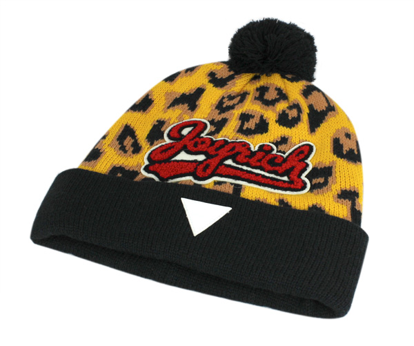a5d013ae8 Outlet price Mickey Mouse No1 knit caps knitting Hat candy Leopard Hat  JOYRICH KNIT CAP CANDY LEOPARD BEANIE LEOPARD #KT [knit Cap large size mens  ...