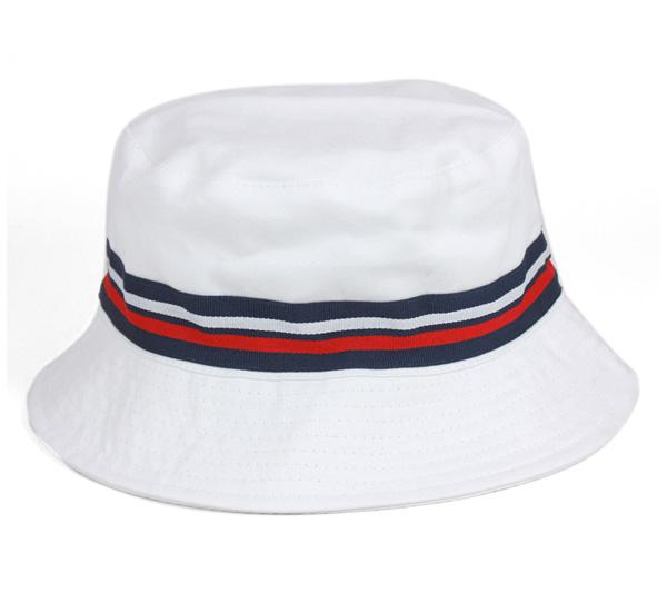 Fira bucket Hat white hat FILA BUCKET HAT WHITE big Snapback Cap size adjustment size mens ladies and [BK] #CP: S