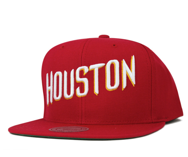 f33be4cd87ae Mitchell and Ness snap back Cap wool solid Houston Rockets Red Hat MITCHELL  NESS SNAPBACK CAP WOOL SOLID 2 HOUSTON ROCKETS RED  CP  men s hat Cap  Snapback ...
