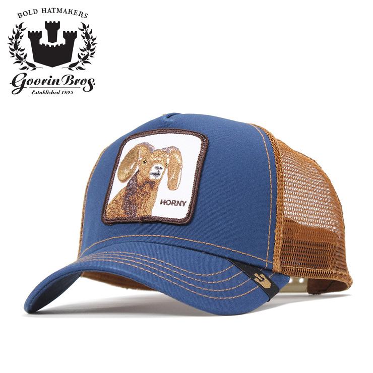 GOORIN BROS Hat Big Horn Navy