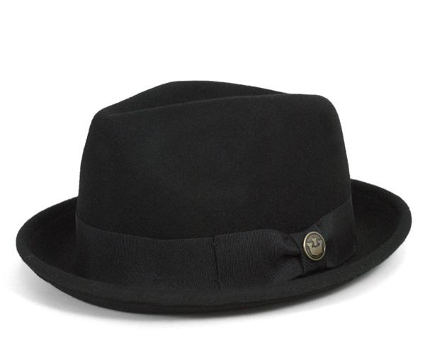0ca185fa Goorin brothers hats caps & felt good boy Black Hat GOORIN BROTHERS  HAT ...