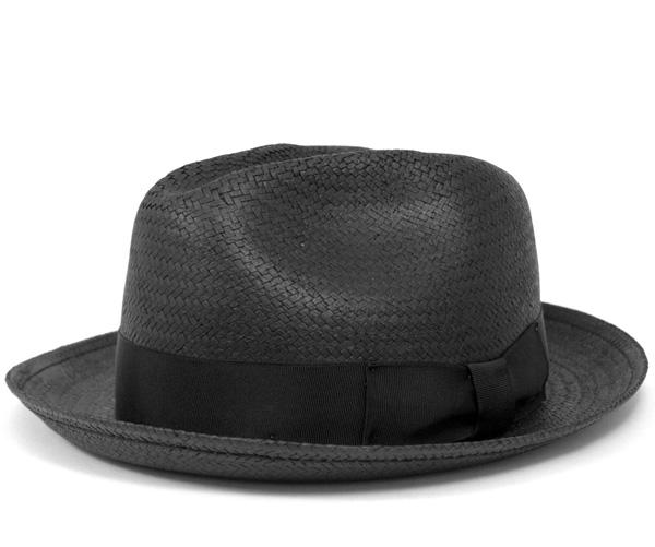1d4912a60 Bailey (Bailey Hats) hat soft felt hat straw land black hat HAT LANDO BLACK  straw hat straw hat men